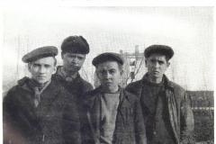спасшиеся от расстрела 1944