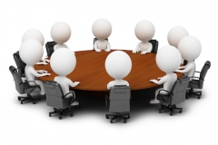 3d-small-people-session-behind-a-round-table