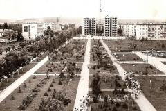 15 -20 Фото. Городской парк. Снимок 70-х гг. ХХ века.
