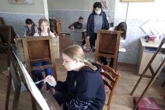 Отделение изобразительного искусства 4 класс преподаватель Павловская Г.С